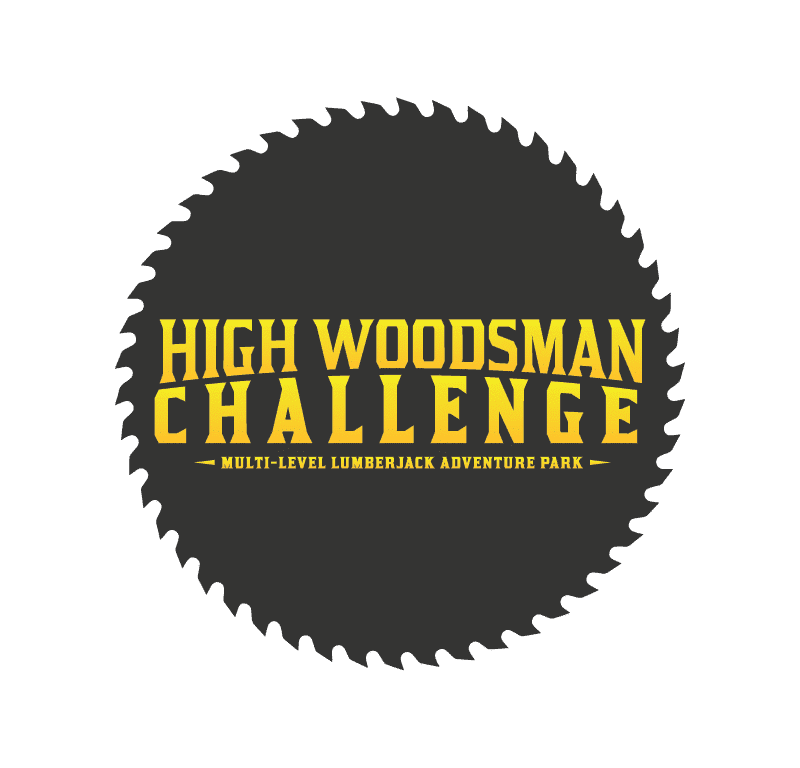 high woodsman challenge logo
