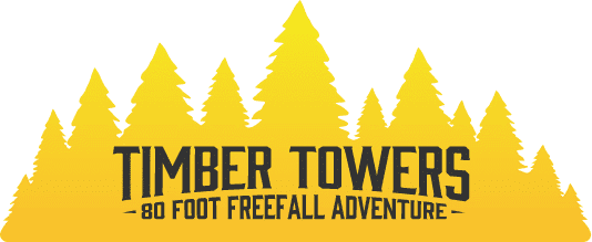 Timber Towers 80 Foot Freefall Adventure