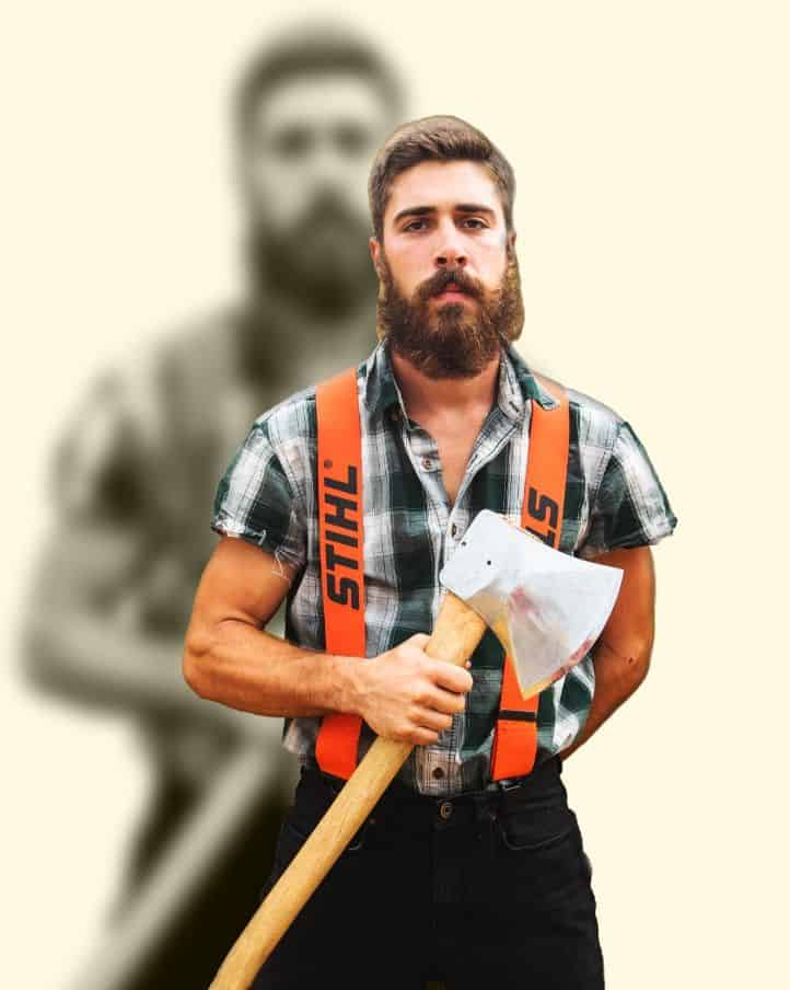 jack athlete profile lumberjack feud