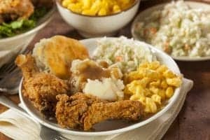 southern comfort food
